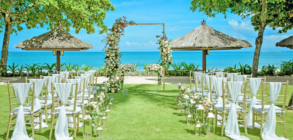 バリ島ウェディングの特徴-Garden Wedding ~ガーデン・ウェディング