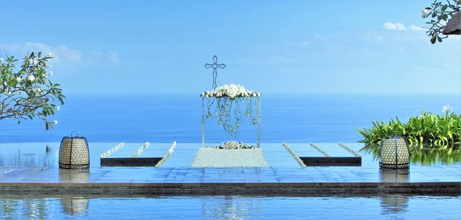 バリ島ウェディングの特徴-Ocean Wedding ~オーシャン・ウェディング