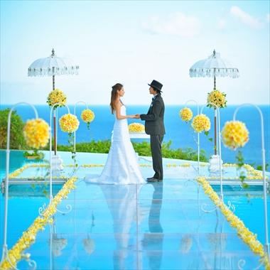 BLESS BALI ウェディング最も自由なバリ島挙式を