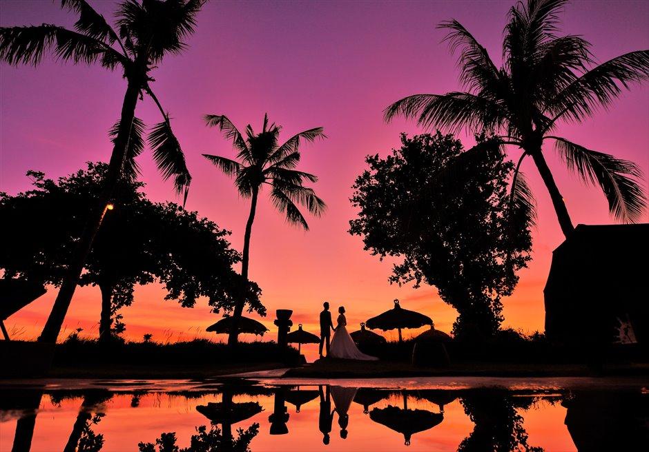 Belmond Jimbaran Puri Bali<br>ベルモンド・ジンバラン・プリ・バリ
