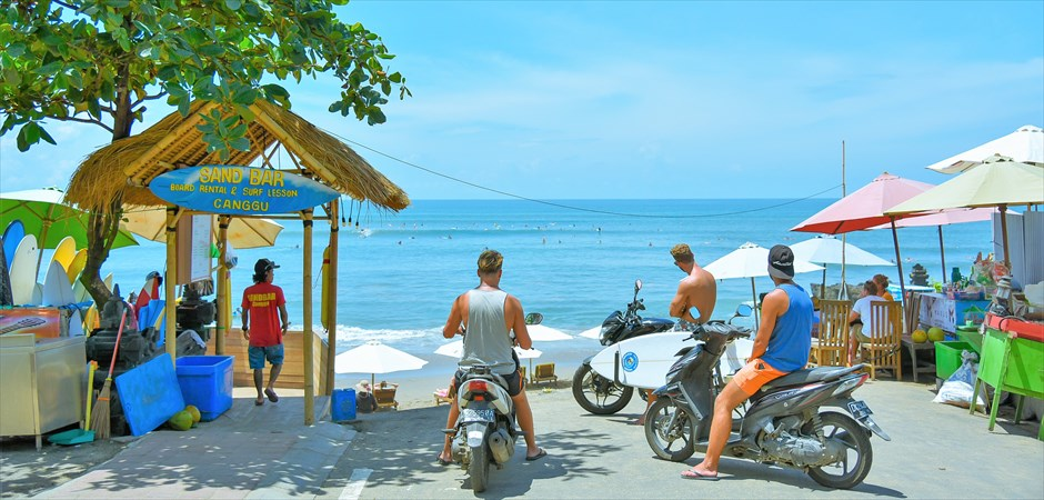 チャングー|バリ島エリアごとの魅力