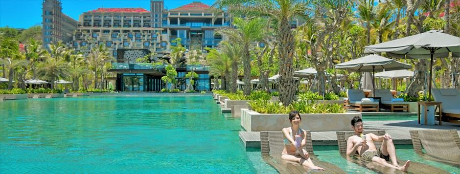 バリ島ホテル&リゾート