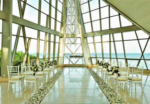 バリ島結婚式 サマベ・バリ挙式 パール・チャペル・ウェディング