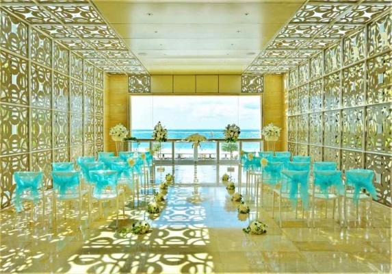 バリ島結婚式 ザ・ムリア・バリ挙式 ハーモニー・チャペル・ウェディング