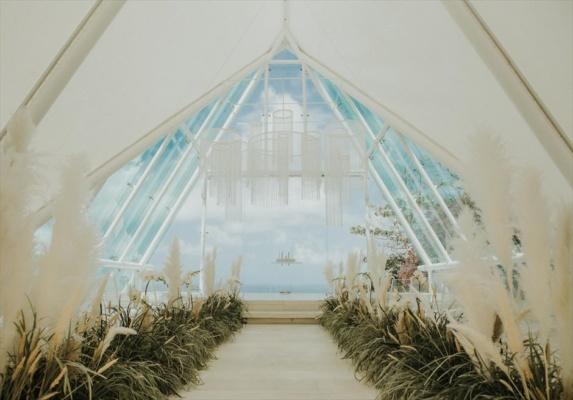 バリ島挙式 ティルタ・ウルワツ・チャペル・ウェディング