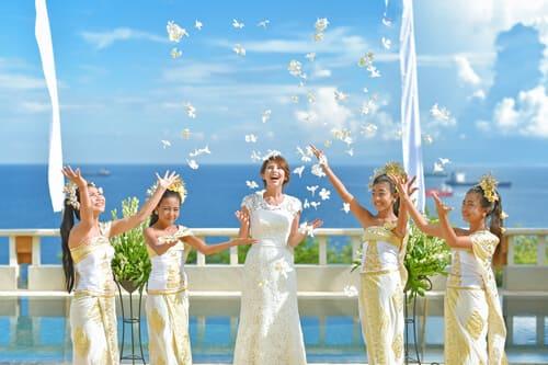 バリ島の挙式スタイルで選ぶ「アマン」