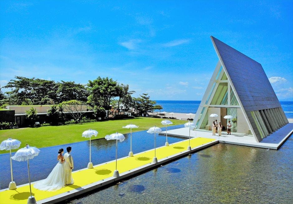Conrad Bali<br>インフィニティ・チャペル