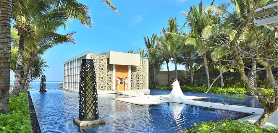 The Mulia Bali Harmony Chapel<br>ザ・ムリア・バリ ハーモニー・チャペル