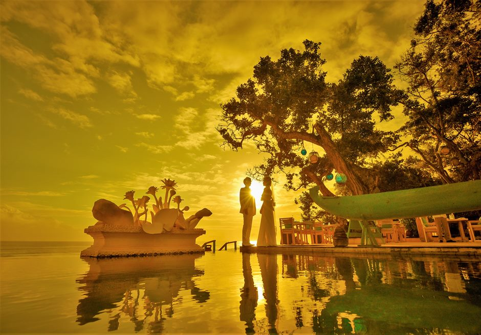 Seminyak Beach Resort<br>プルナマ・チャペル