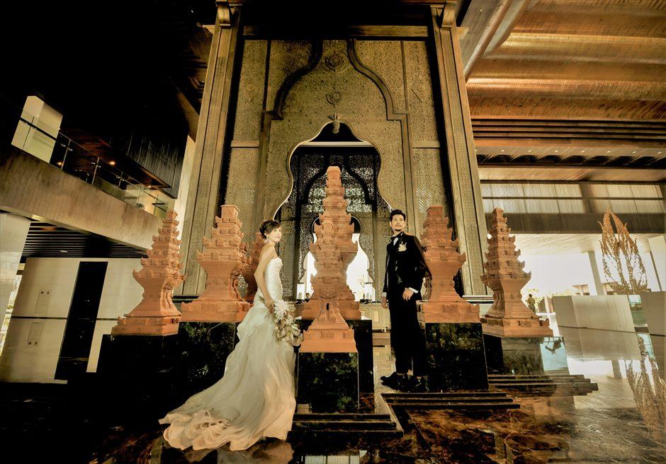 The Apurva Kempinski Bali<br>オーシャンフロント・チャペル