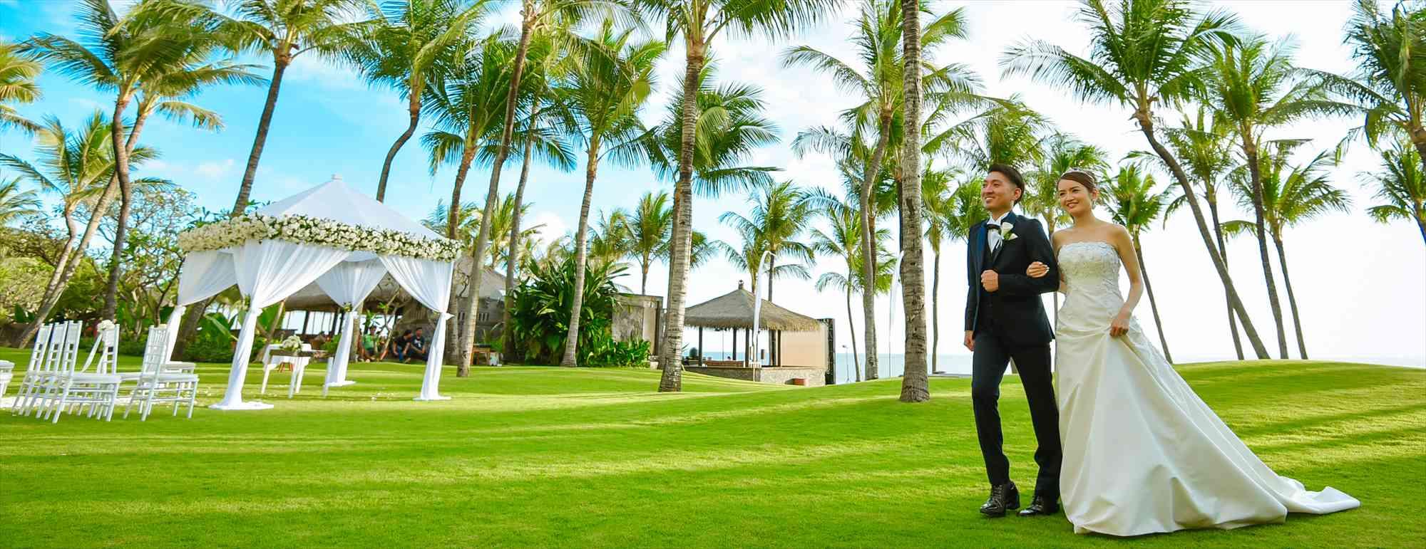 バリ島挙式 The Legian Bali ザ・レギャン・バリ