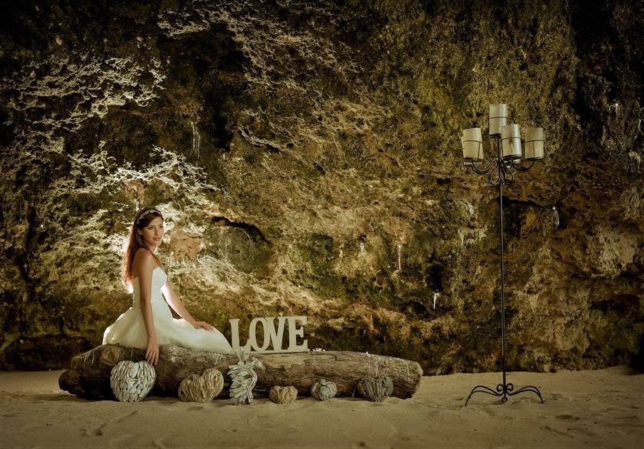 バリ島ビーチ・ウェディング/ Samabe Bali Beach Wedding/ サマベ・バリ/ビーチ挙式