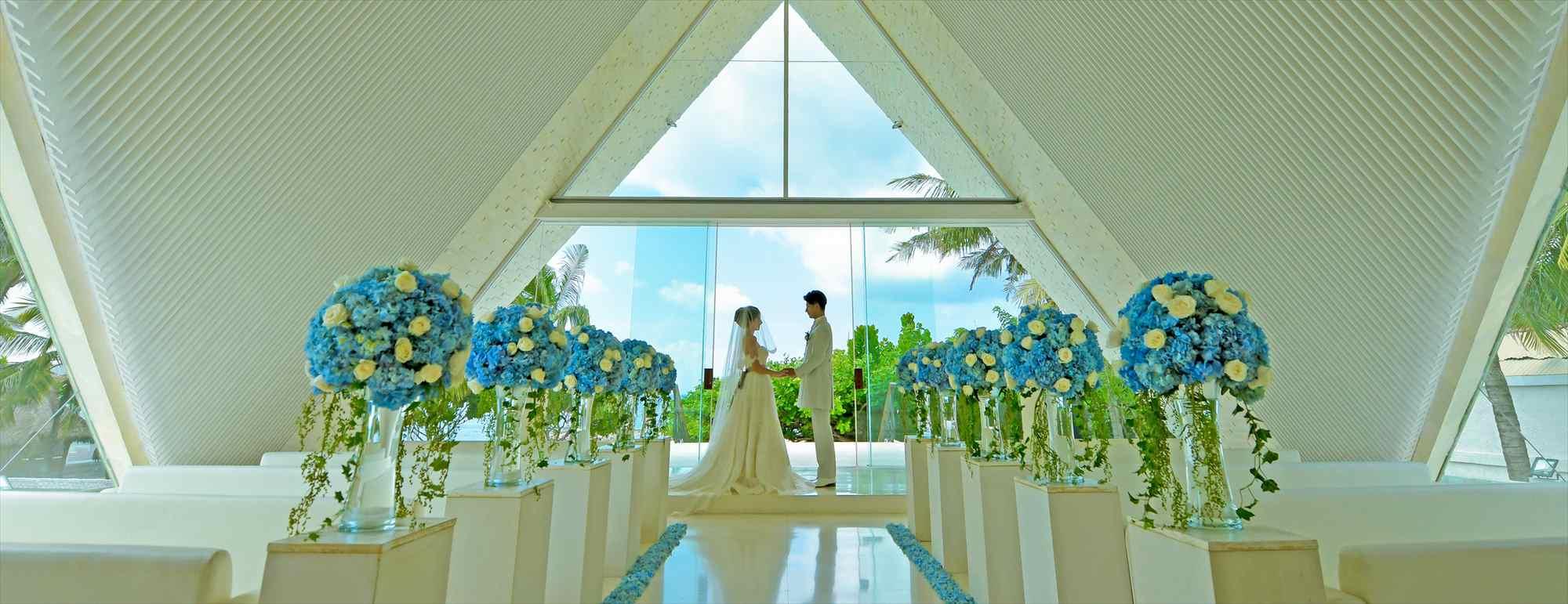 バリ島チャペル・ウェディング Ulu Shanti Chapel ウル・シャンティ・チャペル挙式