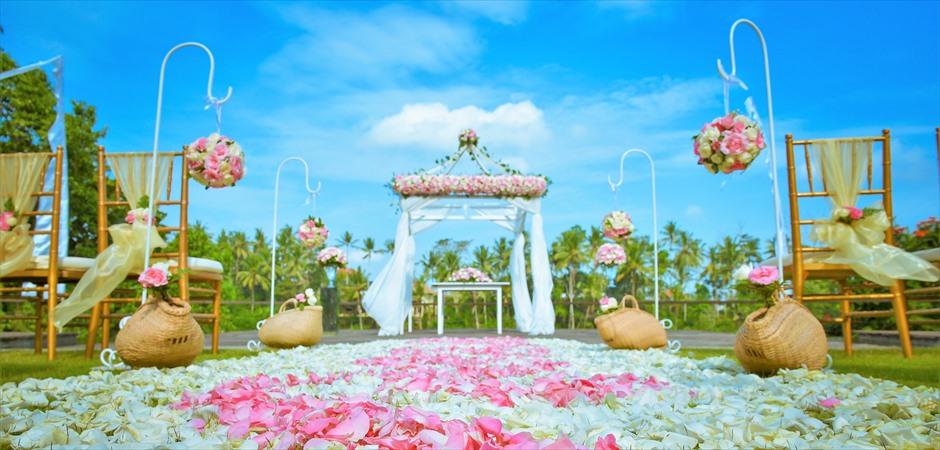 Kamandalu Color Garden Wedding