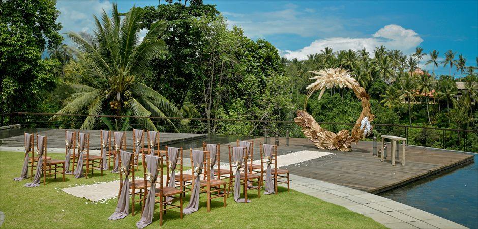 Kamandalu Eternity Garden Wedding