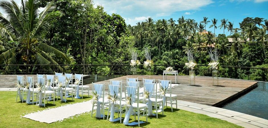 Kamandalu Tropical Garden Wedding