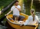 リバーボート ピクニック・ランチ