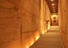 カユマニス・ヌサドゥア トンネル回廊 エントランス グラス・チャペルへ