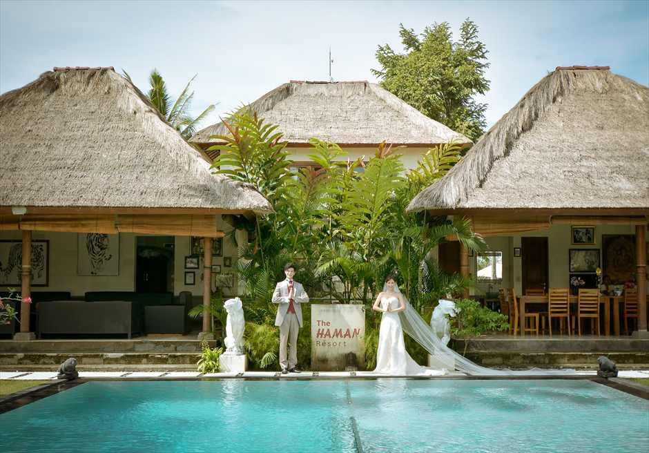 Haman Resort Negara Baliハマン・リゾート・ヌガラ・バリ