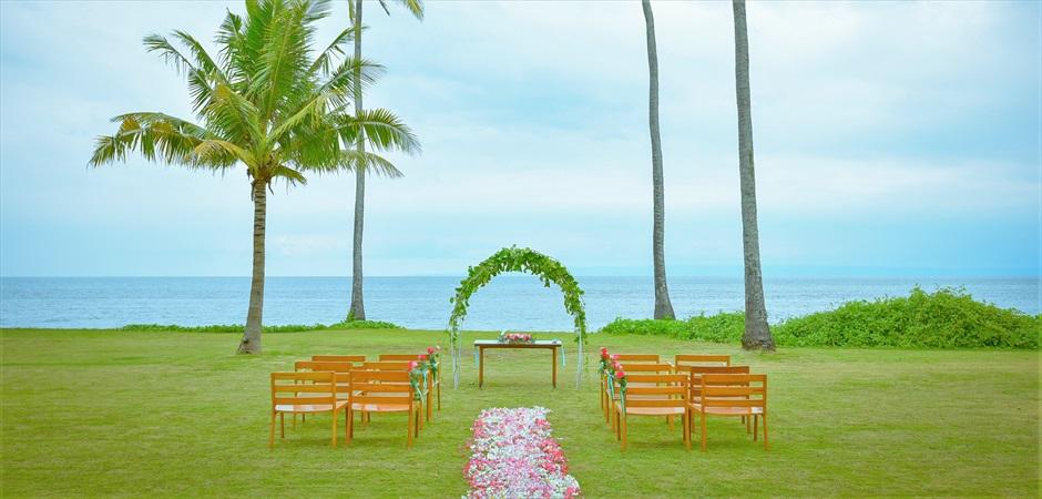 Oceanfront Residence Jegog Wedding