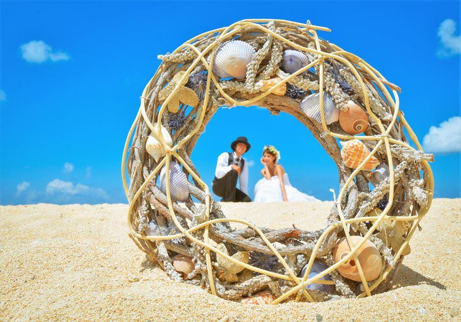 ザ・ムリア・バリバリ随一に美しい白砂ビーチ