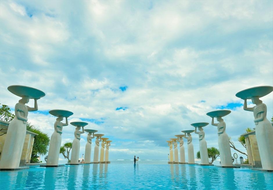 ザ・ムリア・バリザ・ムリア宿泊者専用プール※撮影の制限があります