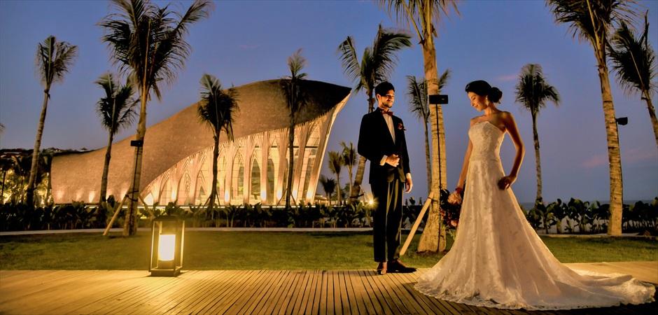 Ocean Front Chapel Wedding & Presidential Villa Private Party