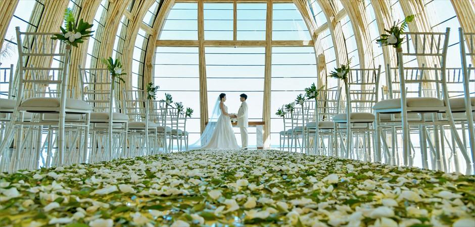 BLESS BALI Ocean Front Apurva Chapel Upgrade Wedding