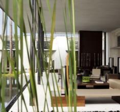 Alila Villas Uluwatu - Lobby Living Room