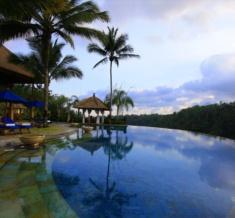 Main Pool At Day