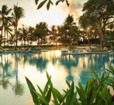 Mandira-Pool-At-Sunset-B