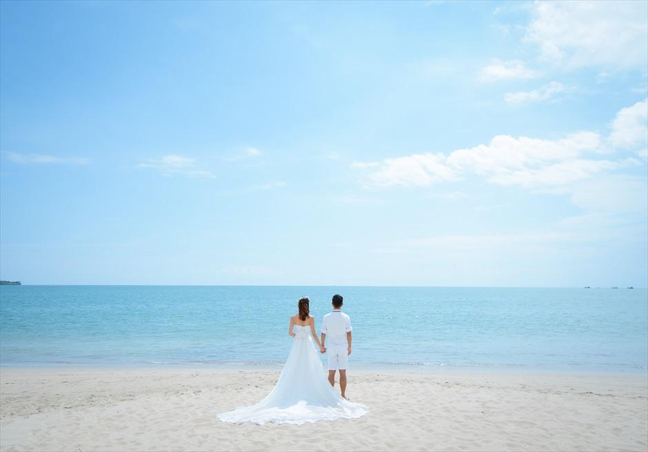 クラトン バリ島随一のビーチフォトウェディング