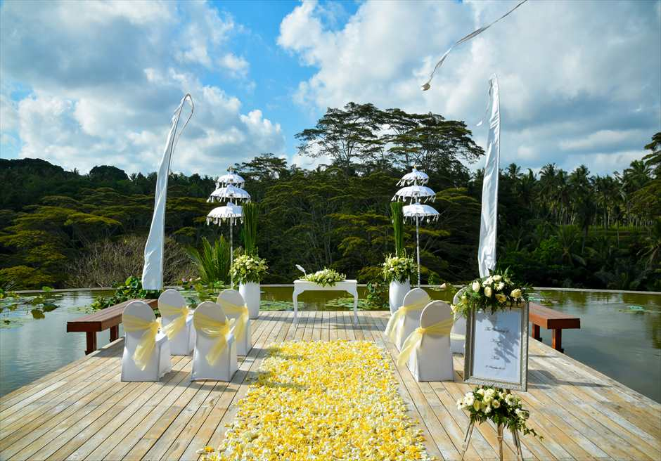 フォーシーズンズ・サヤン 結婚式・挙式・ウェディング