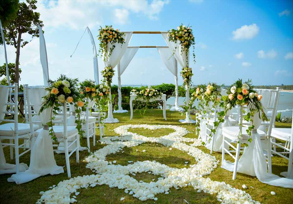 フォーシーズンズ・バリ・ジンバラン・ガーデン 結婚式・挙式・ウェディング