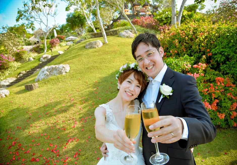 フォーシーズンズ・バリ・ジンバラン 結婚・挙式・ウェディング