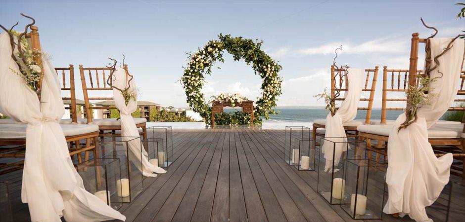 Penthouse Oceanfront Wedding