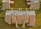 アリラ・スミニャック テンプル・ガーデン パーティー・テーブル装飾