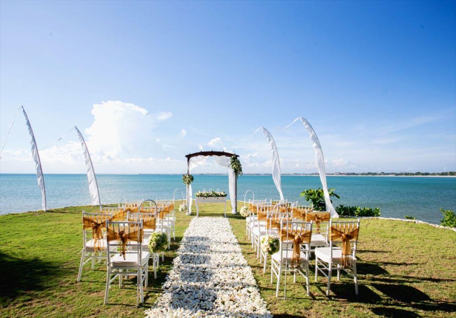 フォーシーズンズ・バリ ギリ・ジンバラン 結婚式・挙式・ウェディング