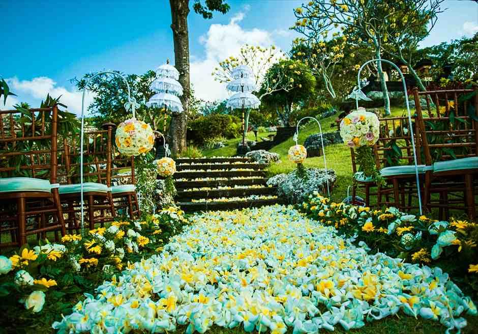 フォーシーズンズ・バリ 結婚式・挙式・ウェディング
