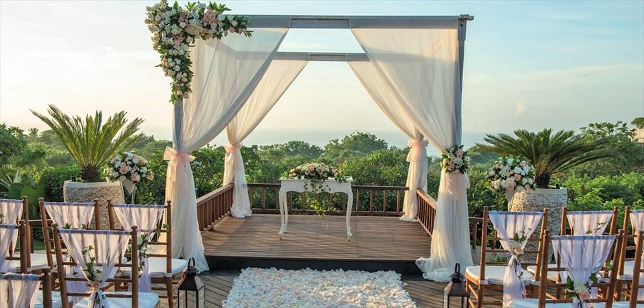 Shanti Villa Wedding Colonial Style
