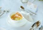 ジ・アパルヴァ・ケンピンスキ・バリ ウェディング・バリ4コース スープ