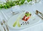 ジ・アパルヴァ・ケンピンスキ・バリ ウェディング・ウェスタン4コースⅡ 前菜