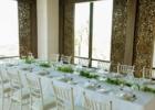 ケンピンスキー・バリ ボードルーム カシ&キラン テーブル装飾