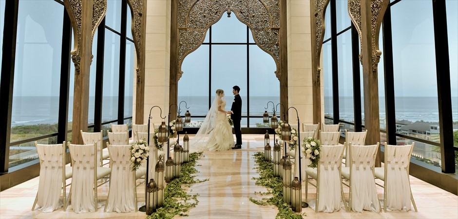 BLESS BALI Ocean View Cliff Chapel Upgrade Wedding
