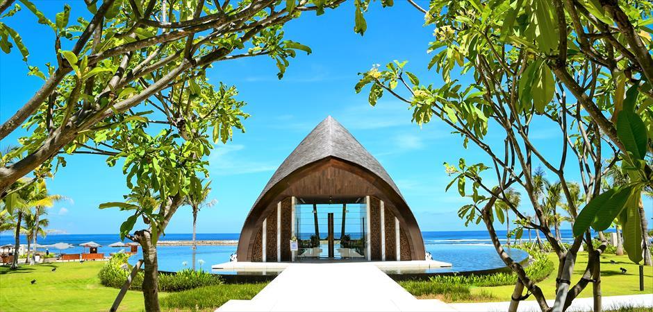 The Apurva Kempinski Bali Oceanfront Apruva Chapel Wedding
