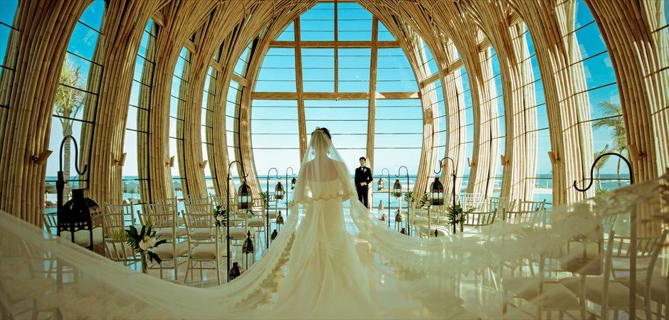BLESS BALI Ocean Front Apruva Chapel Upgrade Wedding