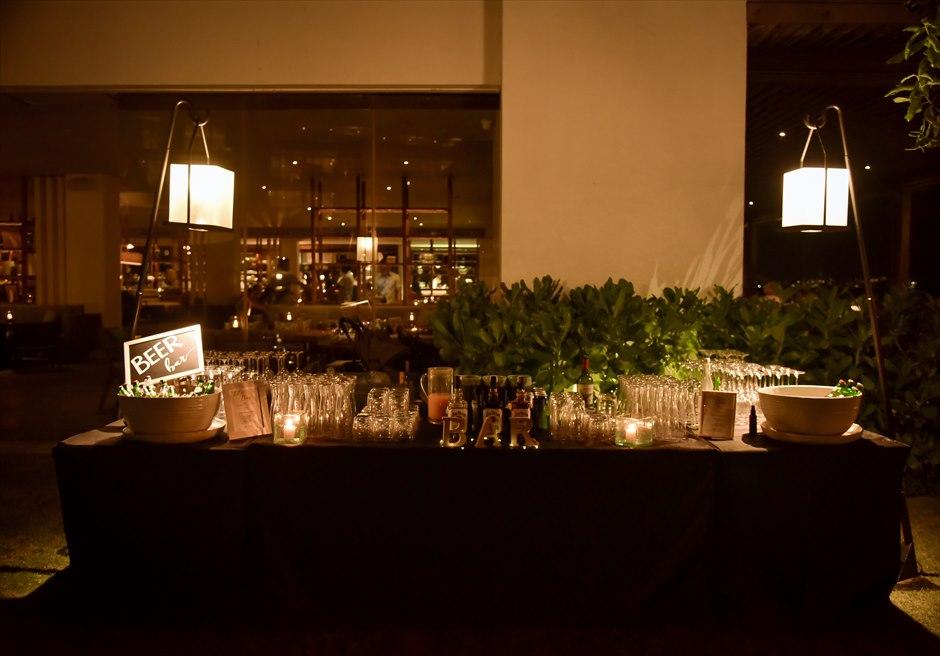 アリラ・スミニャック・ウェデイング<br>ガーデン挙式&ガーデンパーティー|9月 挙式 M.N.様&M.L.様