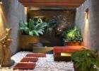 バリ・マンディラ・ビーチ・リゾート&スパ プライベートコートヤードクラブルーム バスルーム