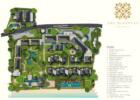 ザ・スミニャック・ビーチ・リゾート&スパ リゾートマップ