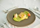 ベルモンド・ジンバラン パーティー6コース メイン魚(ウェスタン)
